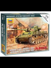 """Сборная модель """"Нем.огнеметный танк Pz.Kpfw. III"""" 6162 3725976 3725976"""