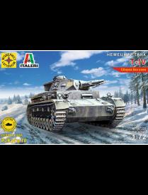 """Сборная модель """"Немецкий танк Т-IV"""" 6151 530059 530059"""