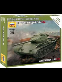 """Сборная модель """"Советский средний танк Т-44"""" 6238 3879652 3879652"""