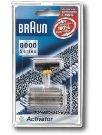Braun 51s СЕТКА И РЕЖУЩИЙ БЛОК Series5/ACTIVATOR 8000