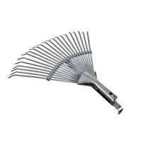 Грабли веерные пластинчатые 22зуб. (Рельсовая сталь) 107502