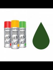 (096672) 1250-6 Аэрозольная краска металлик зелёная 425 ml
