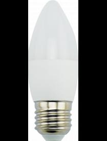 (096606) Лампа св/д Ecola свеча E27 9W 2700K 100x37 Premium C7MW90ELC