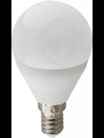 (096607) Лампа св/д Ecola шар G45 E14 10W 2700K 82x45 Premium K4QW10ELC