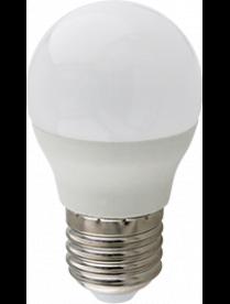 (096608) Лампа св/д Ecola шар G45 E27 10W 2700K 82x45 Premium K7QW10ELC