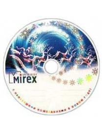 DVD+R 4.7Gb 16x Slim Mirex /4765900/