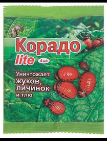 (103384) Средство от колорадского жука и тли Корадо LITE, ампула, 4 мл 4359497 4359497