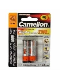 AA Camelion 2700 mAh (2/24шт. в уп.)