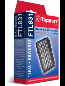 Topperr FTL 831 Hepa-фильтр для пылесосов Tefal TW8351EA,TW8359EA,TW8370RA Rowenta RO83.. (ZR902501)