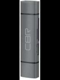 Картридер-Переходник Type-C/USB 3.0 (2 в 1) CBR Gear