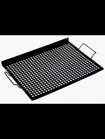 Решетка для мангала/гриля с антипригарным покрытием ECOS RD-667, р-р 30*40см. 999667