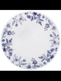 818-608 MILLIMI Таис Тарелка десертная опаловое стекло 21,5см, 17247
