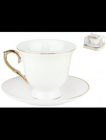 Набор чайный 1/2 ф.классик Золотой лёд C01G-2PV