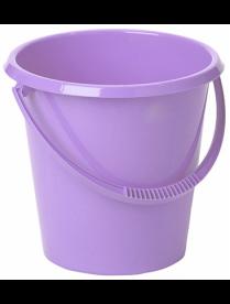 Ведро 11,0л хозяйственное лиловый М2408