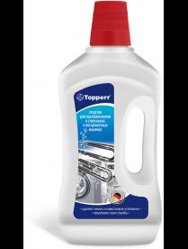 Topperr 3032 Средство для удаления накипи в стиральных и посудомоечных машинах, 500 мл