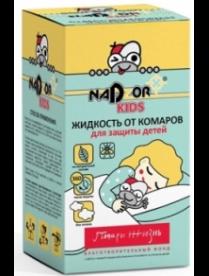 Жидкость для фумигатора для детей, Nadzor DET004G/24
