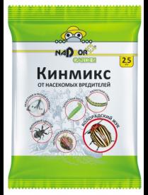 КИНМИКС 2,5 мл. Защита от колорадского жука (тли, цикадки, белокрылки, пьявицы, блошки) Nadzoг PEST1