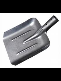 Лопата совковая ЛСП рельс.сталь `УРОЖАЙНАЯ СОТКА` с ребрами жесткости с цельномет/чер V ручка `Экспе