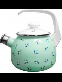 Чайник 2,5 литра (Башня ласточки) 2711АП/9МтРч