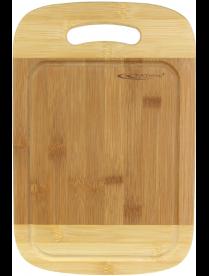 Доска раздел бамбук 200*300*12мм №1 КТ-ДР-01