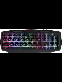 Клавиатура проодная DEFENDER Ultra HB-330L RU 45330
