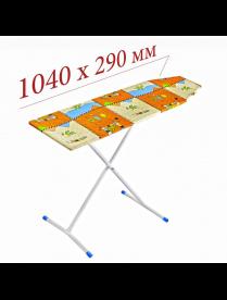 Доска гладильная (29*104см) АЛТ 100