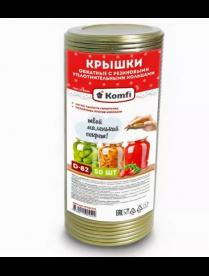 Крышка СКО I-82 50 шт NTO020S Komfi/1000/50