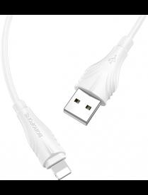 Кабель USB BOROFONE для Apple 8-pin BX18 Optimal 1м
