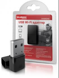 LUMAX DV0002HD Адаптер Wi-Fi USB