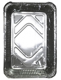 Алюминиевые формы прямоугольные, V-0.78л., 10шт в упаковк. Горница NEW/30 (402-718) РСВ-248882
