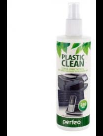 "Perfeo спрей ""Plastic Clean"" для пластиковых поверхностей, 250 мл."
