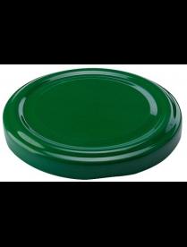 Крышка винтовая d82мм твист ТО №82 /Зеленая/ моноцвет (10/240)