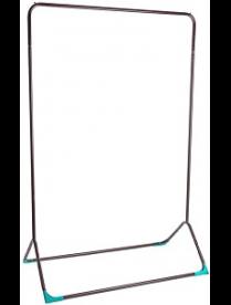 Вешалка гардеробная (100*50,5*147 см) бронза АЛТ 96В