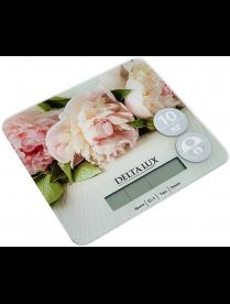 """DELTA LUX DE-006KE, """"Цветы"""""""