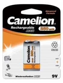 6F22 Camelion 250mAh