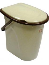 (10574) М2460 Ведро-туалет 24л.