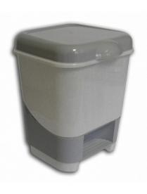 (06774) С427 Контейнер педальный для мусора 8л