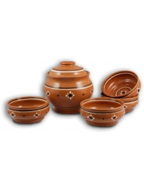 (27455) Набор посуды для каши