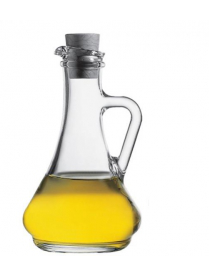 (075805) 80108SLB Емкость для масла ОЛИВИЯ 260 мл с пласт. пробкой