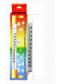 (25761) Термометр Цветок /Смоленск/