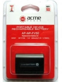 AcmePower AP-NP-FV50 для SONY