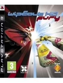 PS3 WipeOut HD