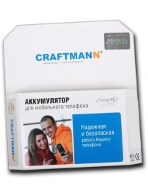 АКБ CRAFTMANN для КПК HTC S710