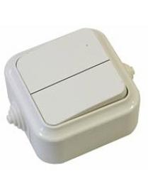 (25235) А56-224 Выключатель 2 ОП брызгозащищ