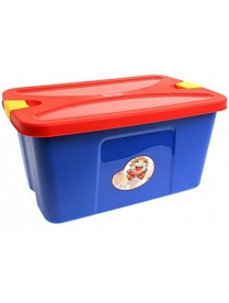 (016884) М2597 Ящик для хранения игрушек СЕКРЕТ