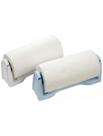 (031568) АС15501 Держатель для бумажных полотенец (снежно-белый) (с полотенцем)