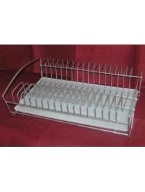 (25125) Сушилка для посуды наст. №2 хром АМ 02С
