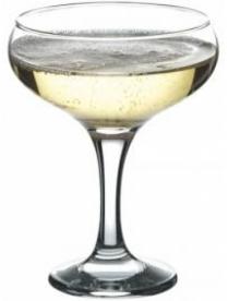 (01799) 44136 БОР Бистро набор 6 бокалов для шампанского 260мл