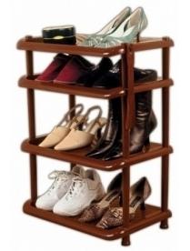 (06763) С405 Этажерка для обуви Комфорт (4 полки) (2)