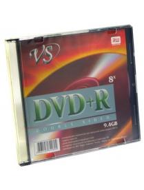 DVD+R 9.4Gb 8x bulk 1шт.